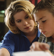 Private in home tutors dedicated to student learning.